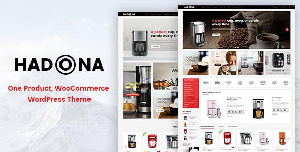 Hadona v1.0 – One Product, WooCommerce WordPress Theme - vestathemes ...