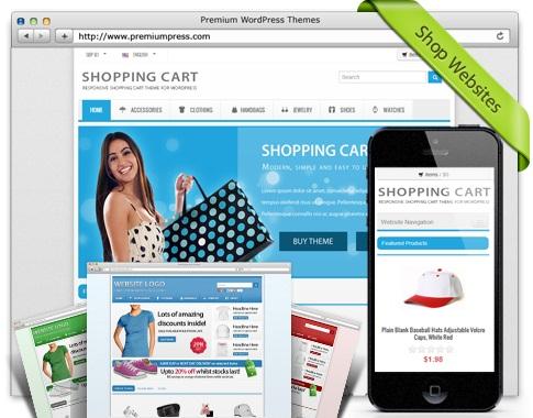 PremiumPress Responsive Shop Theme v8 3 - vestathemes