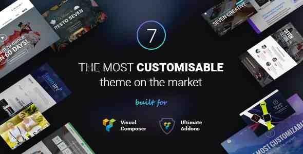 The7 v4.2.2 – Responsive Multi-Purpose WordPress Theme - vestathemes ...