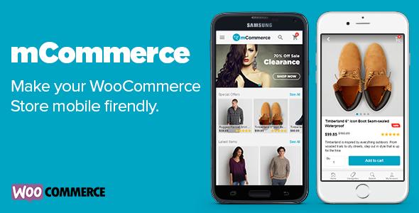 mCommerce v1.0.9 - WooCommerce Mobile Theme - vestathemes - Download ...