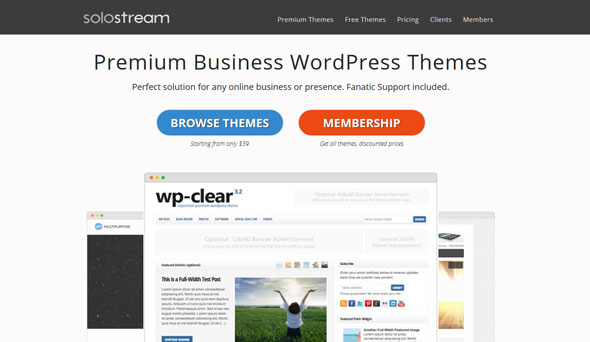 Solostream Themes Pack - vestathemes - Download Free Premium Nulled ...