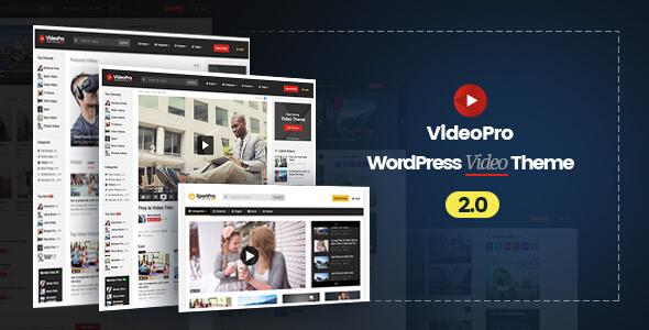 VideoPro v2.0.7 – Responsive WordPress Video Theme - vestathemes ...