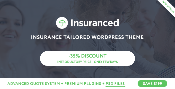 insurance wordpress theme download  Insuranced v1.1.0 – Insurance WordPress Theme - vestathemes ...