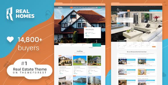 Real Homes v3.3.0 – WordPress Real Estate Theme - vestathemes ...