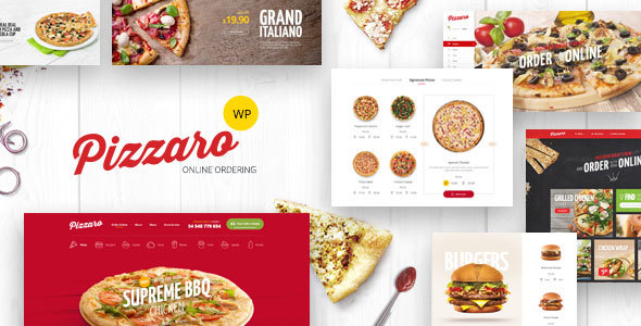 Pizzaro v125 fast food restaurant woocommerce theme download free pizzaro wordpress theme v128 forumfinder Gallery