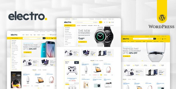 Electro v1.4.13 – Electronics Store WooCommerce WordPress Theme ...