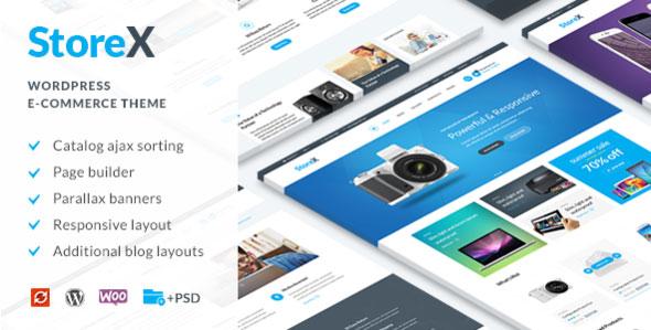 StoreX v1.22 – WordPress WooCommerce Electronics Theme - vestathemes ...