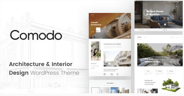 Comodo v1 0 1 – Architecture & Interior Design WordPress