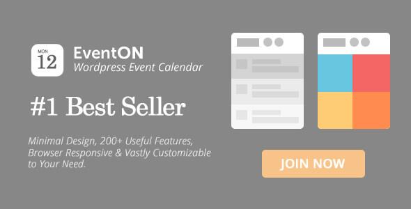 Download free eventon v2. 6. 14 – best wordpress event calendar.