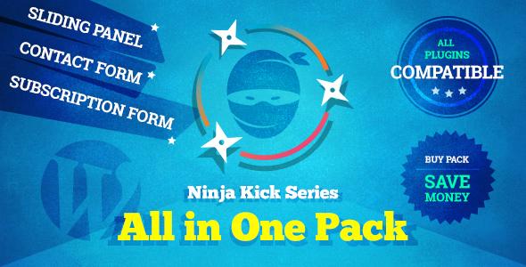 Ninja Kick Series: All in One Pack v1 3 1 - vestathemes