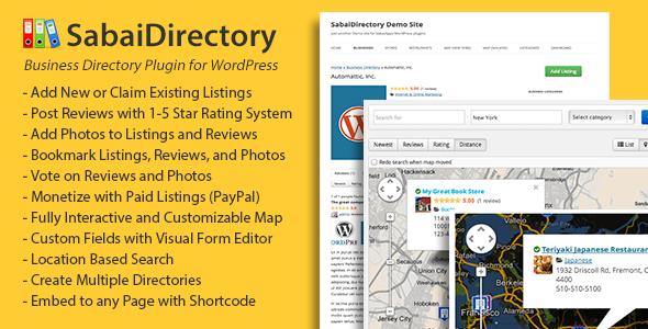 Sabai Directory for WordPress v1 4 3 - vestathemes - Download Free