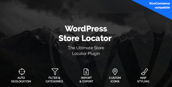 WordPress Store Locator v1 7 18 - vestathemes - Download