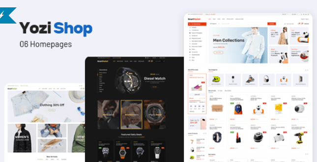 Yozi v1 2 6 – Multi-Purpose Electronics WooCommerce WordPress Theme