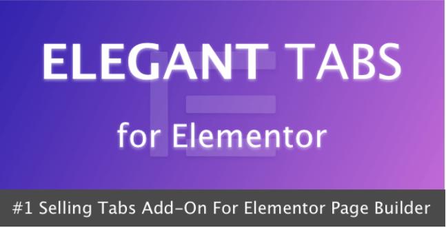Elegant Tabs for Elementor v1 0 - vestathemes - Download