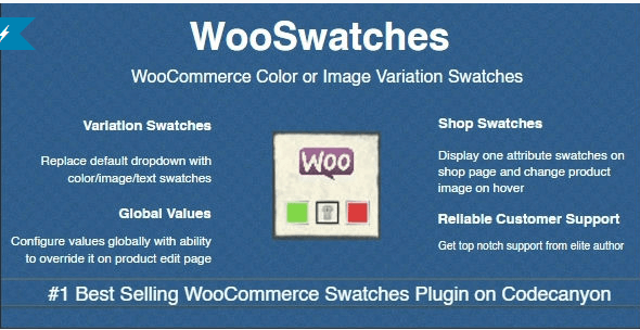 Woocommerce variation swatches and photos $25.
