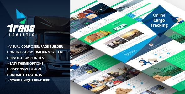 Trans Logistic v1 2 7 - Transport, Cargo & Logistics WordPress Theme