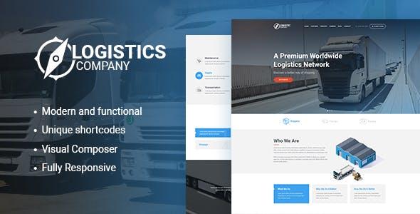 Logistics Company v1 3 - Logistics / Transportation / Warehousing