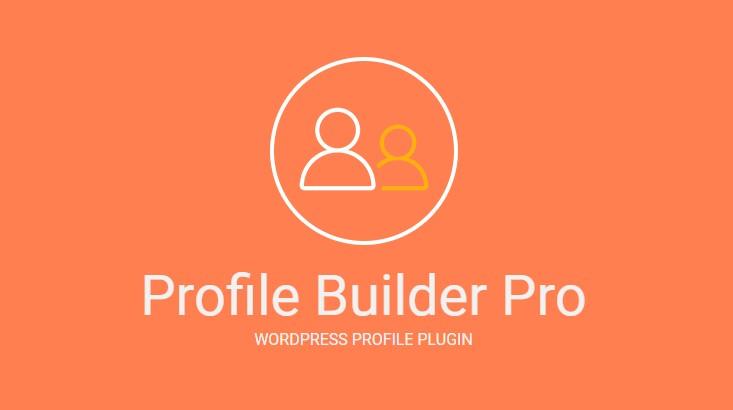 Profile Builder Pro V3 0 1 A Premium Wordpress Profile Plugin Vestathemes Download Free Premium Nulled Wordpress Themes Plugins