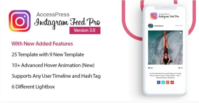 Instagram Feed Pro